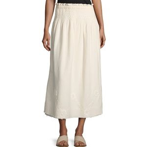 NWT current/elliott the rancher skirt size 1